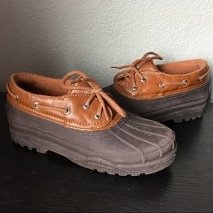 Sperry Women's 8 Topsider Duck Shoes